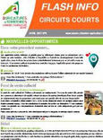 Flash info Circuits courts n°6 - avril 2017