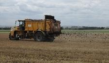 Recyclage des boues d'épuration