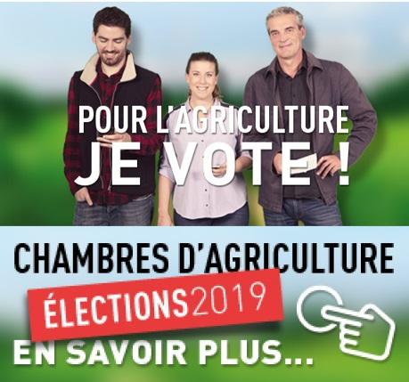Elections 2019 r sultats la chambre d agriculture de - Chambre d agriculture de la mayenne ...