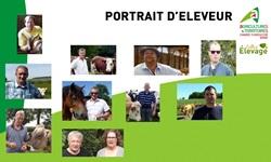 Portraits d'éleveurs