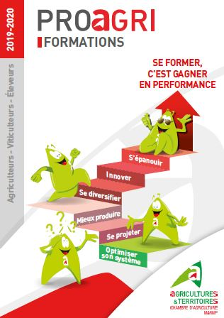 Catalogue des formations 2019 CA51
