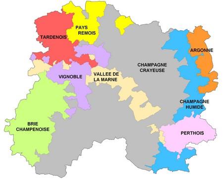 Zones agricoles